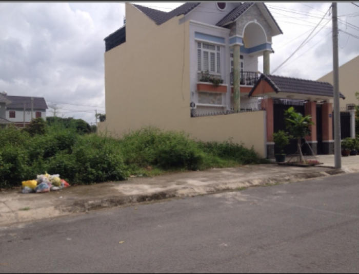 Bán rẻ lô đất 430 m2 xã Quy Đức, Bình Chánh.