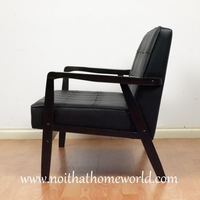 Sofa 2 chỗ ngồi HW106- Ghế bọc simili- Hàng xuất khẩu nhật- Nội thất Homeworld1