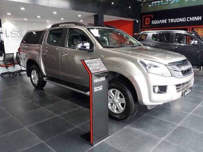 Xe bán tải ISUZU D-MAX nhập khẩu giá rẻ