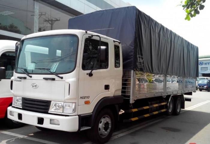 Xe tải Hyundai HD210 tải trọng 13.5 tấn nhập khẩu nguyên chiếc