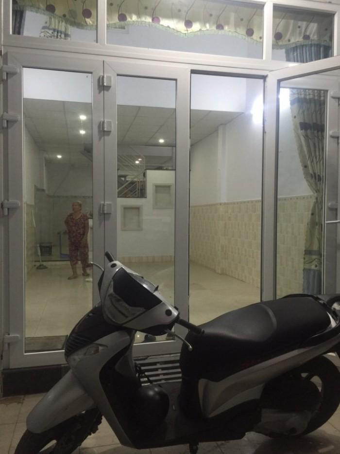 Bán nhà hẻm đường Nguyễn Đỗ Cung , P Tây Thạnh Q Tân Phú