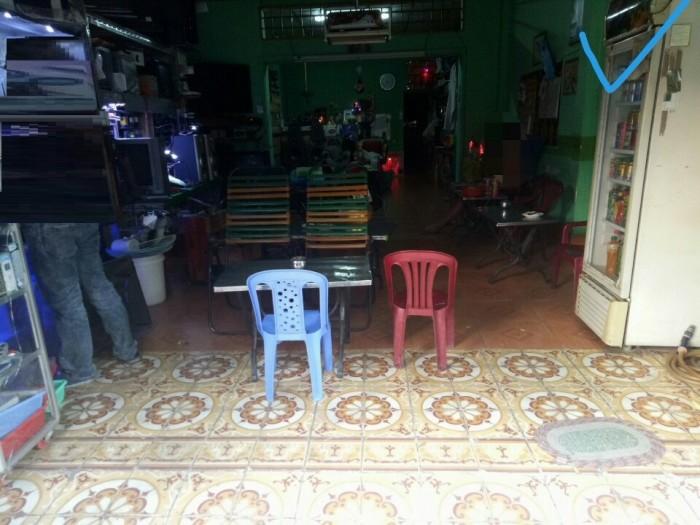 BÁN - Nhà đường Tô Hiệu, P.Hiệp Tân, Q.Tân Phú, DT 4.45x28m, nở hậu 8.8m, cấp4