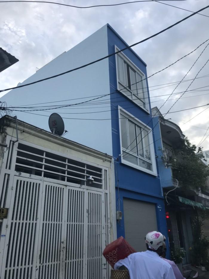 Cho thuê nhà MT đường Vườn Lài , P Tân Quý Q Tân Phú