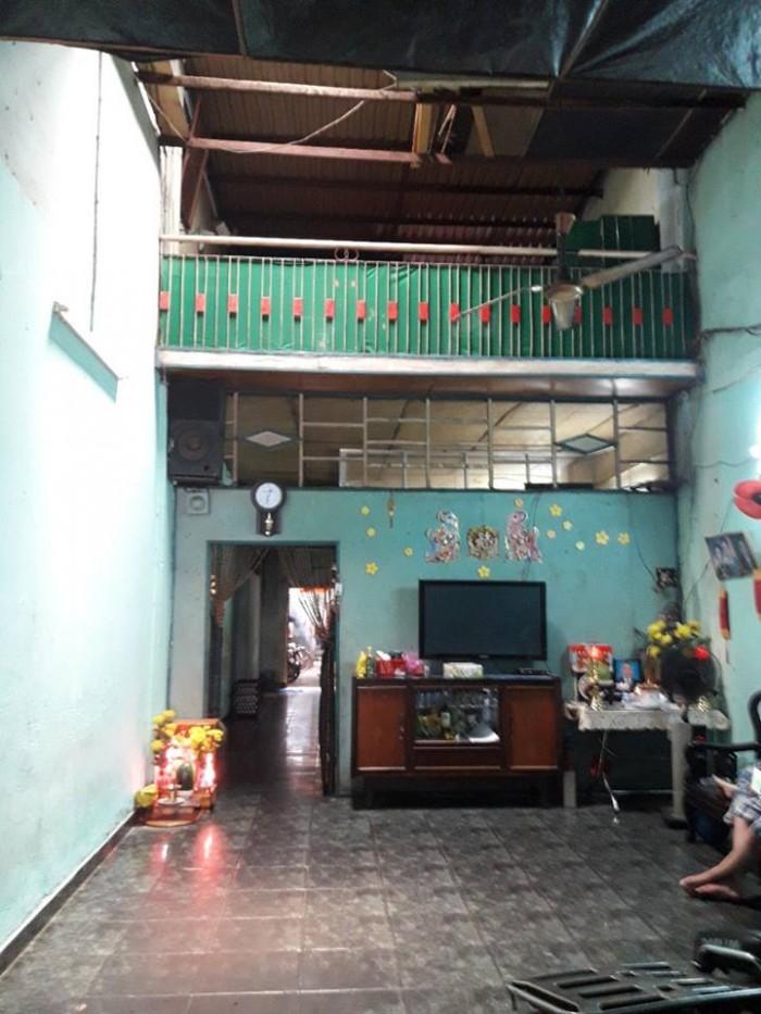 Bán nhà cấp 4 Trần Nhân Tôn phường 2 quận 10, 72m2