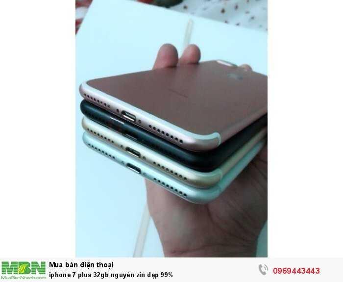 Iphone 7 plus 32gb nguyên zin đẹp 99%4