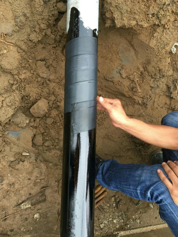 Sơn Bitum PREMCOTE PRIMER - Bảo vệ cho ống kim loại chống ăn mòn1