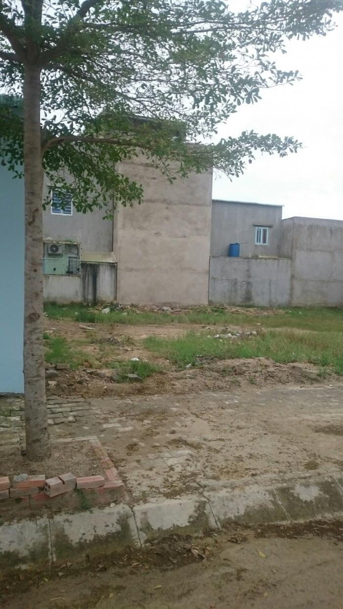 Bán đất trung tâm Củ Chi, DT: 80m2 thổ cư, sổ hồng riêng 100%