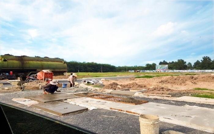Đất nền thổ cư có thể xây dựng ngay chỉ 600tr/nền ngay MT Nguyễn Thị Định Quận 2