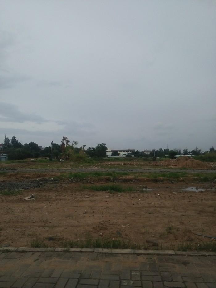 Bán gấp lô đất tại đường T9, xã Hưng Long, Bình Chánh.