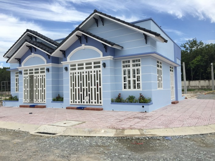 sở hữu ngôi nhà như mong ước - 100m2 ngân hàng hỗ trợ 70%