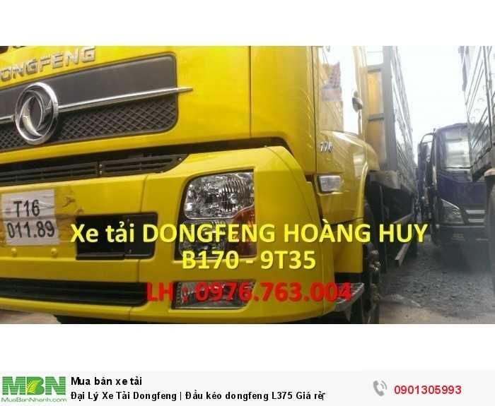 Xe Tải Dongfeng B170 9.35 tấn | Xe B170 Nhập Khẩu 100%