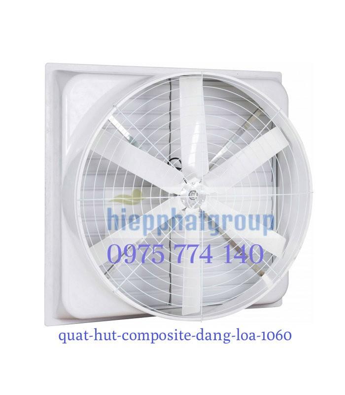 Quạt nhựa thông gió - quạt thông gió công nghiệp 1060