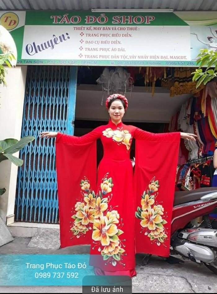 Chuyên cho thuê trang phục áo dài giá rẻ