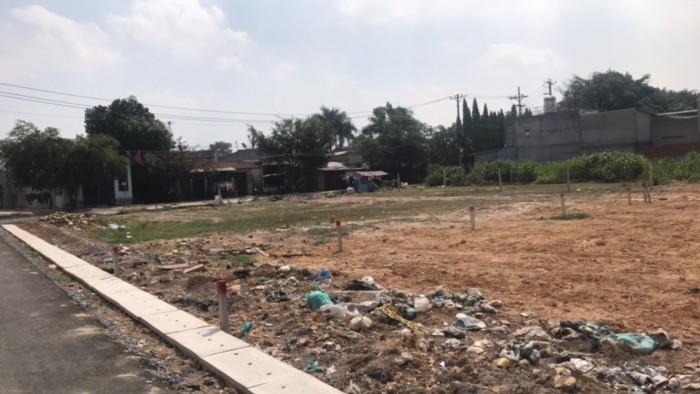Cần bán đất đường Bùi Thị Điệt - Củ Chi, diện tích 612m2
