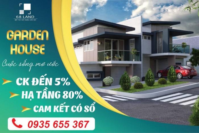 Duy nhất  KDT Garden House – Điện Thắng Bắc