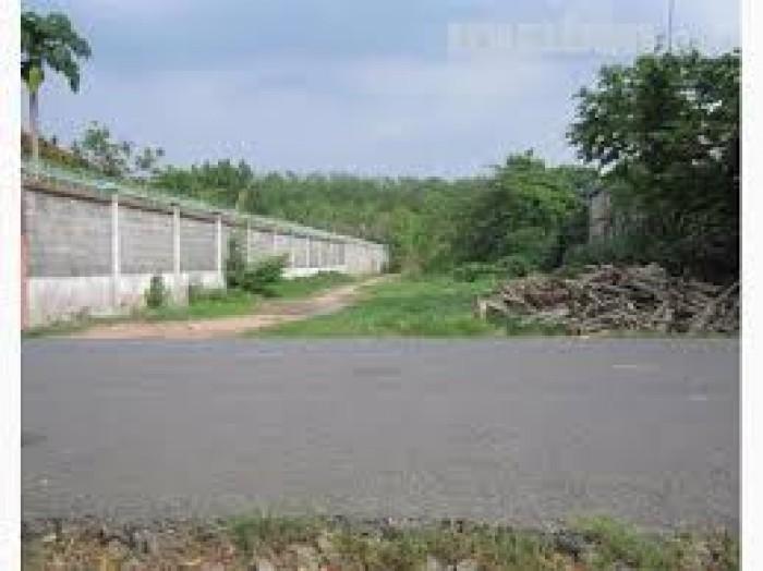 Bán đất thổ cư 100% Nguyễn Văn Bứa, ngã 3 Giồng, Hóc Môn, 374m2, sổ hồng riêng.