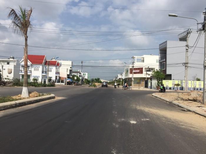 Tôi cần bán nhanh lô đất mặt tiền đường Lê Thanh Nghị, Quy Nhơn.