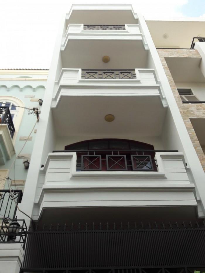 Làm ăn thua lỗ cần bán nhà MT Cao Thắng, Q.3, 80 m2
