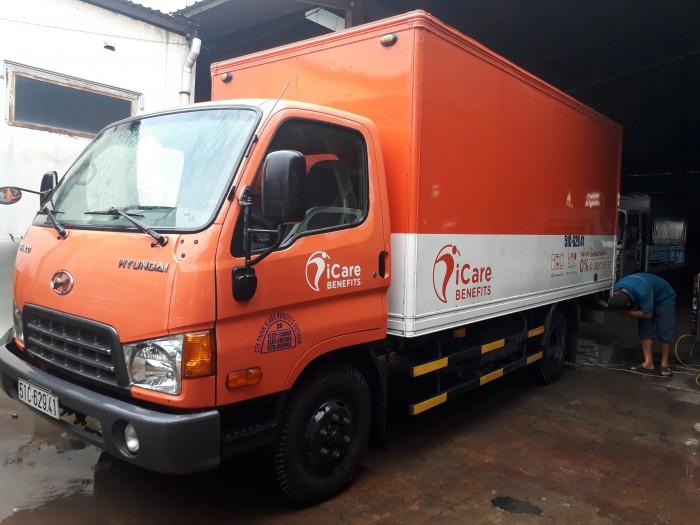 Thaco Forland sản xuất năm 2015 Số tay (số sàn) Xe tải động cơ Dầu diesel