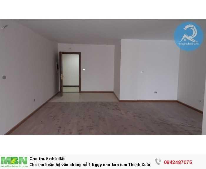 Cho thuê căn hộ văn phòng số 1 Ngụy như kon tum Thanh Xuân.
