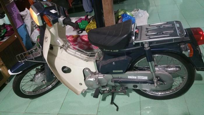 Xe Honda Cub 0