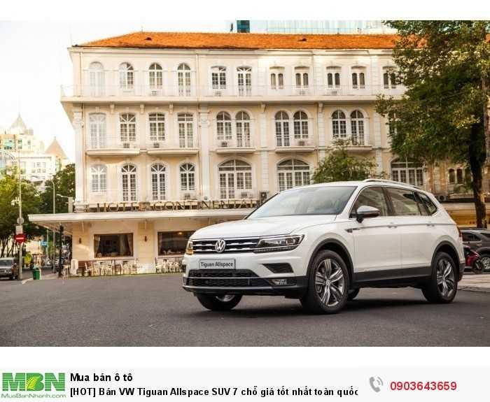 [HOT] Bán VW Tiguan Allspace SUV 7 chỗ giá tốt nhất toàn quốc, hỗ trợ trả góp LS thấp