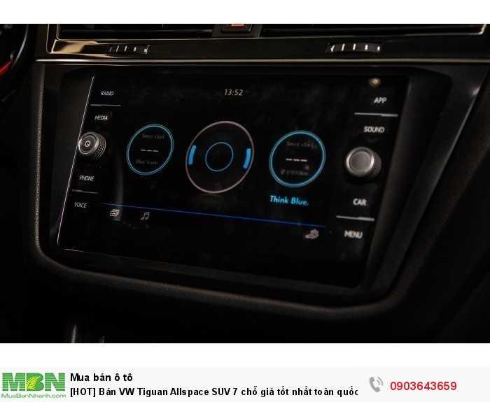 [HOT] Bán VW Tiguan Allspace SUV 7 chỗ giá tốt nhất toàn quốc, hỗ trợ trả góp LS thấp 3