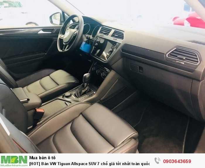 [HOT] Bán VW Tiguan Allspace SUV 7 chỗ giá tốt nhất toàn quốc, hỗ trợ trả góp LS thấp 6