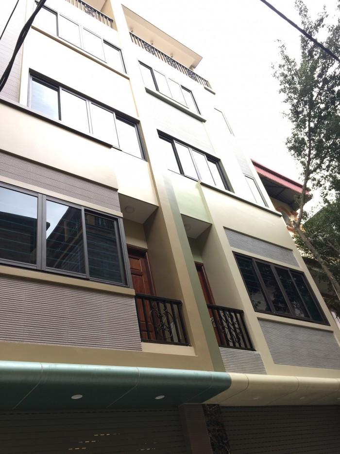 Nhà 4,05 tỷ, ô tô vào nhà, 4 tầng mới cực đẹp, khu Trương định, Hoàng Mai, ngõ ô tô tránh nhau