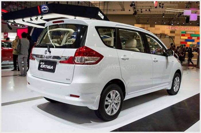 Suzuki Ertiga 639tr, cam kết giá tốt nhất hệ thống