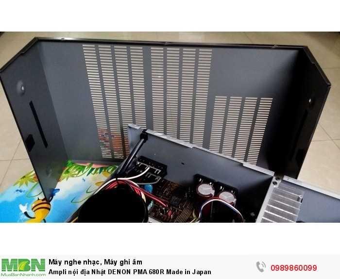 Ampli nội địa Nhật DENON PMA 680R Made in Japan11