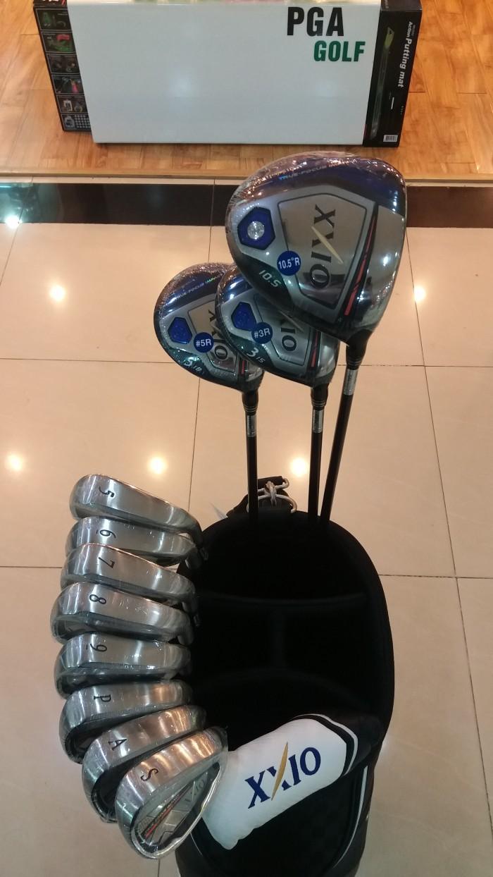 Bộ gậy golf XXIO MP1000  chính hãng model 2018