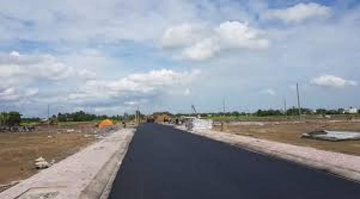 Đất 2 mặt tiền ngay sát QL 51 thị xã Phú Mỹ, BR VT