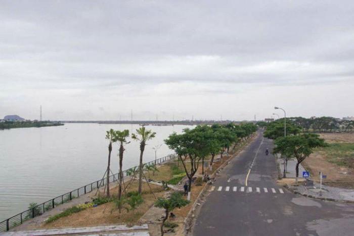 Dự án TTTP Đà Nẵng - mặt tiền sông Hàn