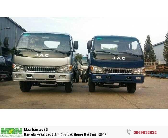 Quý khách không phải chứng minh thu nhập mà vẫn được hỗ trợ vay tốt nhất khi mua xe tải jac 6t4 - Gọi tư vấn Mr Độ 0969 832 832