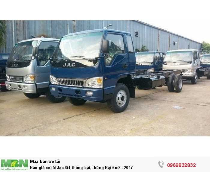 Xe tải Jac 6t4 có sẵn đủ màu, đủ loại thùng hàng giao nhanh! Liên hệ Mr Độ 0969 832 832 tư vấn tận tình 24/24