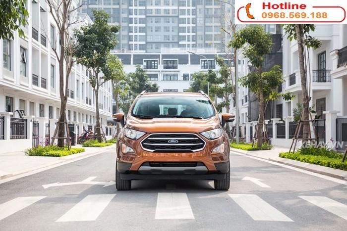 Ford EcoSport Titanium số tự động sản xuất 2018.