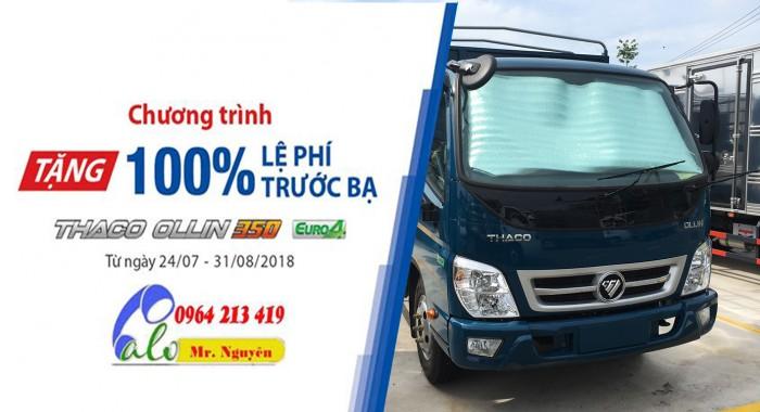 Thaco Khác sản xuất năm 2018 Số tay (số sàn) Xe tải động cơ Dầu diesel
