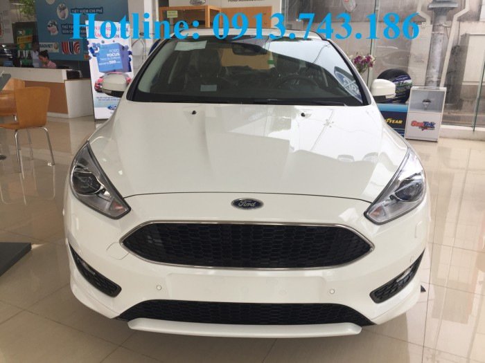 Ford Focus 1.5L Sport giá tốt, giao trong ngày, khuyến mại bảo hiểm, giảm giá lên đến 45 triệu