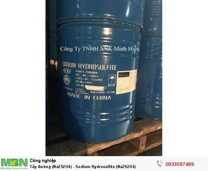 Tẩy đường (Na2S2O4) - Sodium Hydrosulfite (Na2S2O4)0