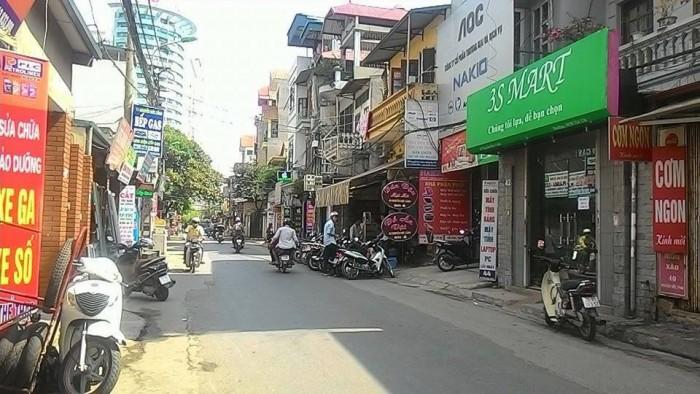 Siêu giảm giá bán nhà mặt phố Nguyễn Đức Cảnh 60m2x4T, MT 4.5m