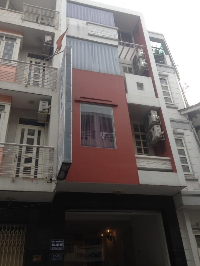 Cần vốn đầu tư nên bán nhà 4x19m 3PN 4WC Nguyễn Kiệm
