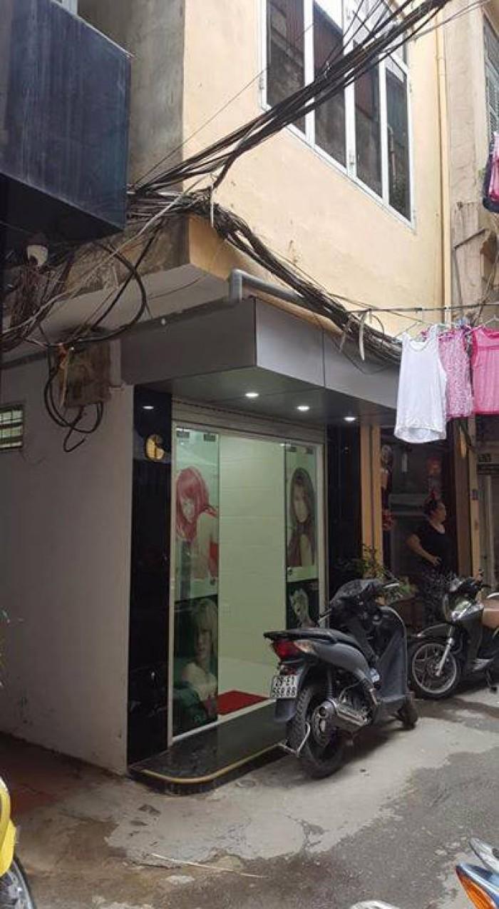 Bán Nhà Đường Lạc Long Quân 42m2, 3 Tầng, MT 4.1m, Tây Hồ, Hà Nội