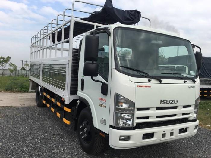 Bán xe Tặng Gà Tre, Isuzu 5 tấn Euro4 2018.
