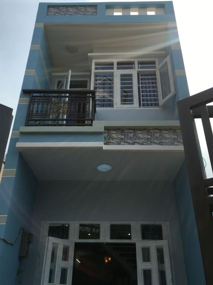 Bán nhà MT Phạm Hùng - Quận 8 – tặng nội thất-SHR