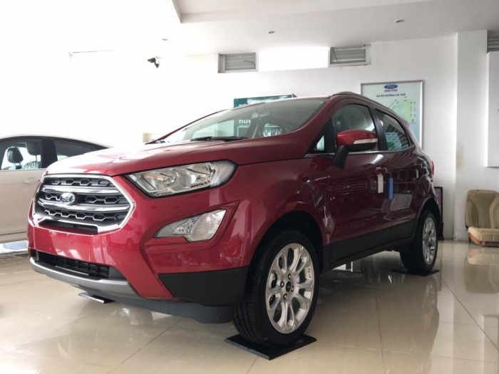 Bán Ford Ecosport 2018 giao xe ngay 2