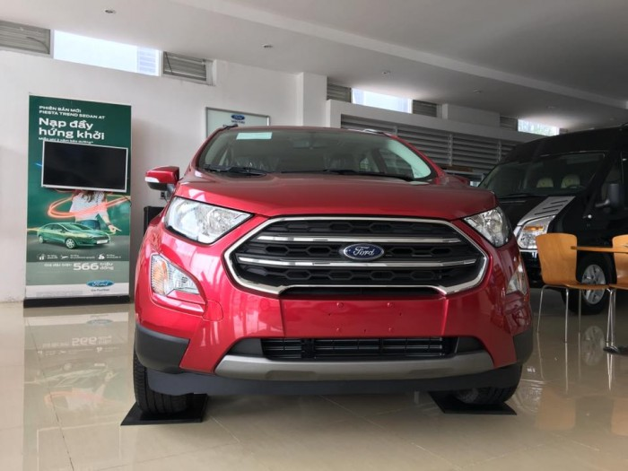 Bán Ford Ecosport 2018 giao xe ngay 0