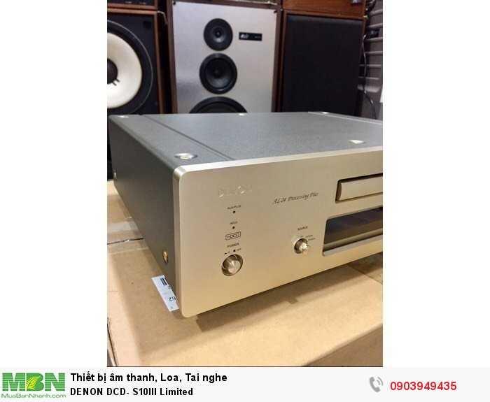 Denon DCD- S10III Limited