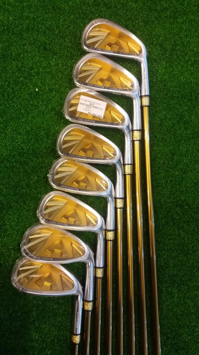 Bộ Gậy Golf Grand-Prix Gold Thương Hiệu số 1 tại Nhật4