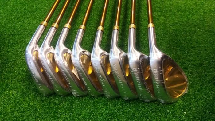 Bộ Gậy Golf Grand-Prix Gold Thương Hiệu số 1 tại Nhật5